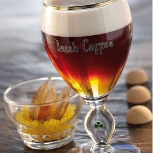 verre à bière, Irish Coffee