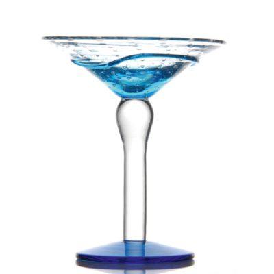 Coupes Gourmandes bleue - coupes à glace - mondo déco
