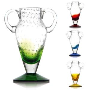 verres amphore - en forme d'amphore - verre original et artisanal - Mondo Déco