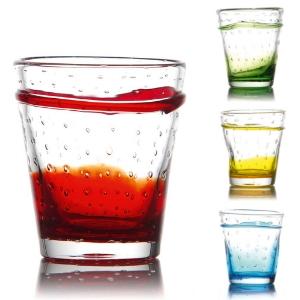 Verres p'tit Alizée - Verres à eau, jus de fruit - Artisanal - Mondo Déco