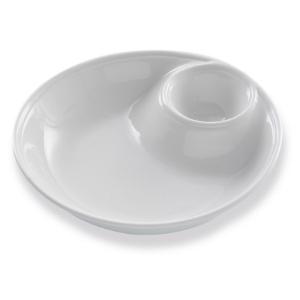 Assiette Bourride creuse compartimentée - Mondo Déco