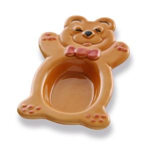 Coupe Ours, coupe à glace, assiette creuse pour enfant - Mondo Déco