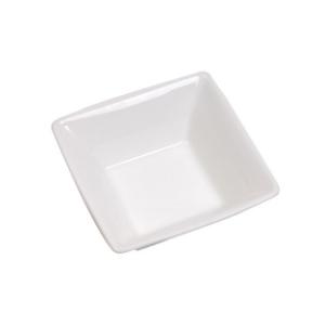 Assiette Ratio, creuse blanche - Mondo Déco