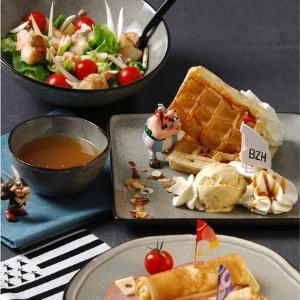 Assiettes plates, assiettes creuses, assiettes compartimentées, assiette à dessert, planches de présentation, plateau à fruits de mer, assiettes de présentation, support de présentation - Mondo Déco