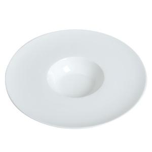 Assiette Risotto, assiette creuse blanche - Mondo Déco