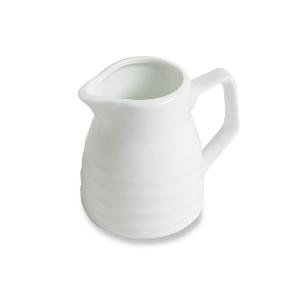 Petit Pot, saucier blanc, petit pot à lait - Mondo Déco