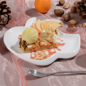 Assiettes à dessert