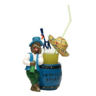 Porte-verres Tropical spirit - décoration cocktails - mondo déco