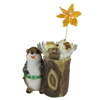 Porte-coupes Marmotte - décoration cocktail - mondo déco