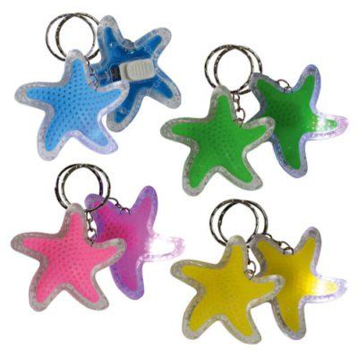 étoiles de mer lumineuses - déco cocktail - mondo déco