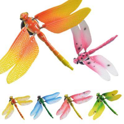 Magnets Libellules - décoration glaces, cocktails et pâtisseries - mondo déco