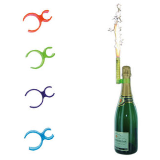 Clips Fluo pour décorer vos bouteilles - mondo déco