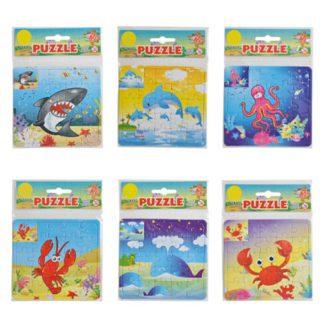 Assortiment de Puzzles - Cadeau pour menus enfants - mondo déco