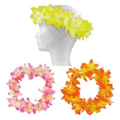 Bracelets doubles hawaïens - bijou de tête - mondo déco