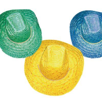 Chapeau de paille - chapeau taille adulte - mondo déco