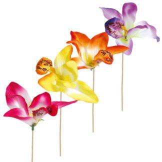 Orchidées Vanda GM - Décors pour glaces et cocktails - mondo déco